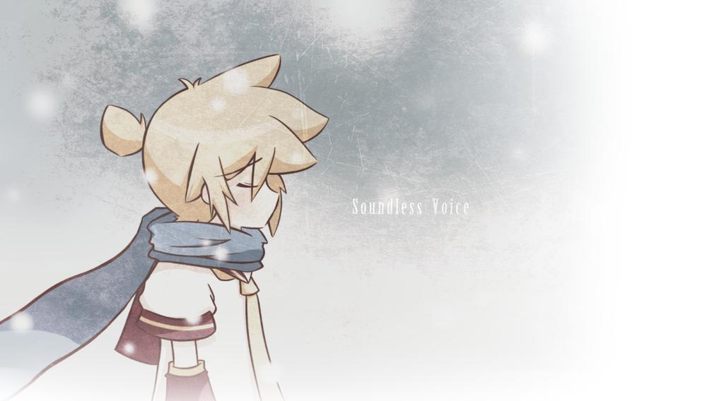 .:Soundless Voice:. by Aokikuri