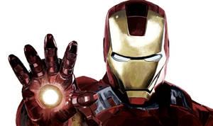 Iron man  repulsor beam blaster by ConfirmedBurger