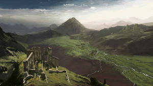 Ruins by ConfirmedBurger