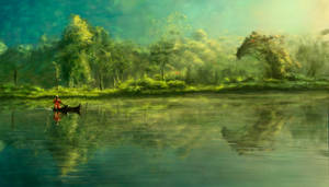 Painting from nature