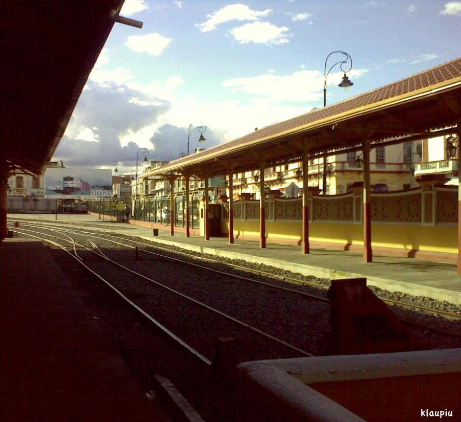 Estacion by klaupiu