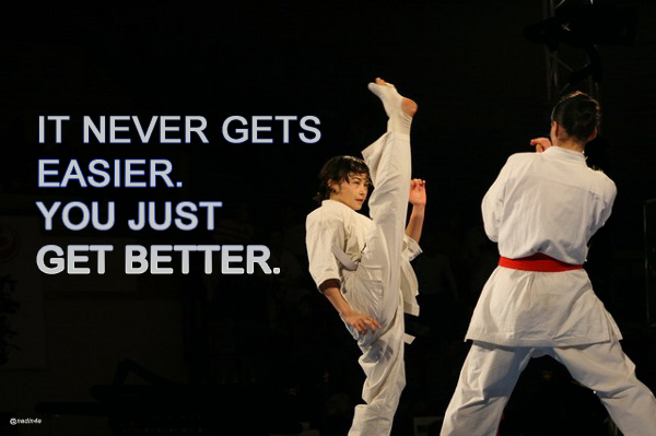girl martial arts quotes quotes karate by nadin4e