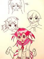 Sketchy 1 by Geminithegiant
