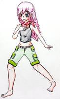Rochelle! by Geminithegiant