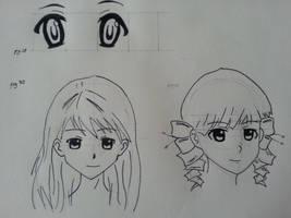 Mastering Manga Sketches 01