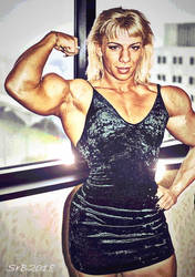 Kati Rubos Biceps by SrBascon