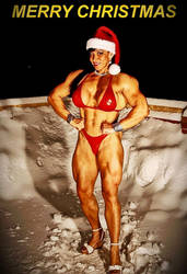 Jena Merry Christmas by SrBascon