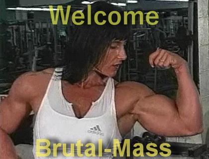 Brutalmass Welcome