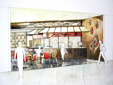 Matsuri - front