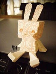 DecBunnii Papercraft