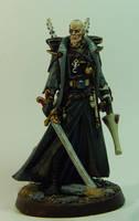Inquisitor Ulthwe Eldar Ranger by cyphercodicer2