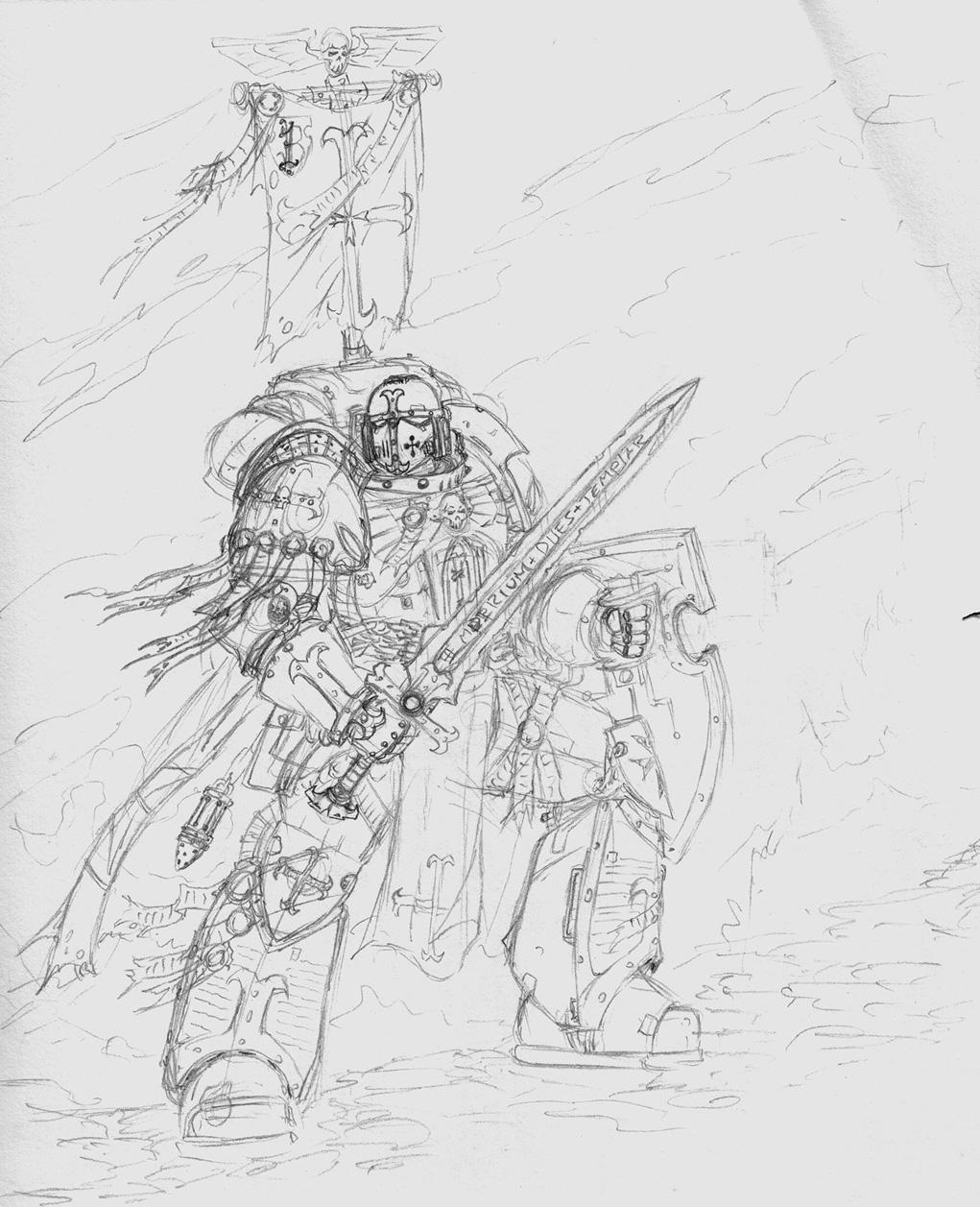 Clipart Sword Drill For Training Knight Templars
