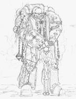 Chaplain by cyphercodicer2
