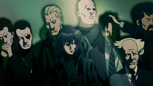 Ghost in the Shell wallpaper 2