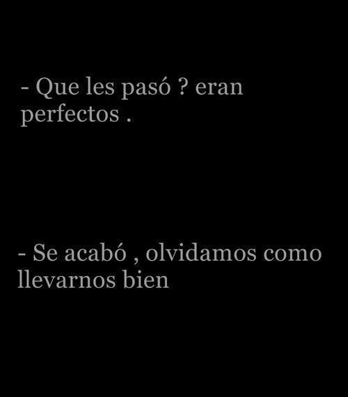 Y se nos olvido el querernos. by HataliaTrueLove