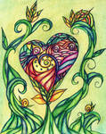 Growing a heart