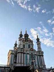 St Andrew's Church by NataliGagarina