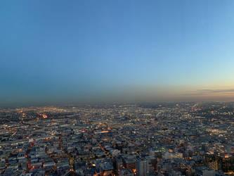 Rooftop View by NataliGagarina