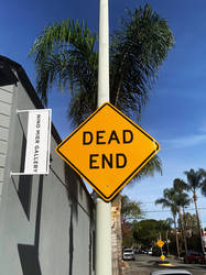 That's dead end by NataliGagarina