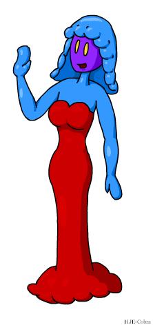 Gigi, of the Jellyfish Sisters