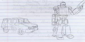 Cobra Magnus, Volvo form