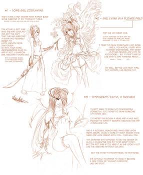 Latest Sketches Summary