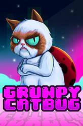 Grumpy CatBug by CypherDen