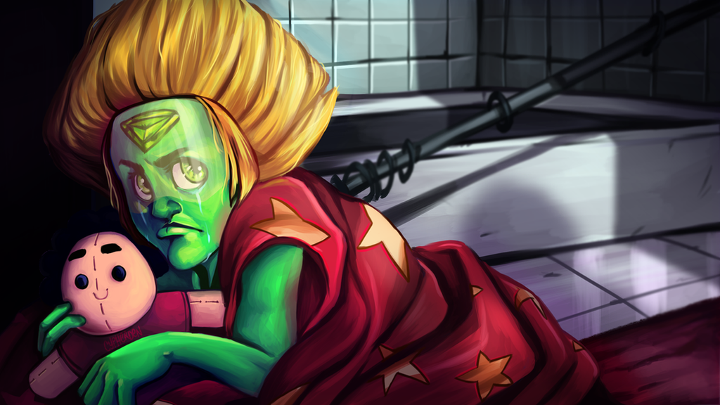 Peridot | Catch and Release by CypherDen