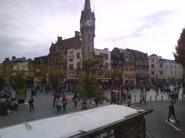 Leicester Clock Tower