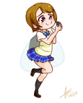 Chibi Hanayo