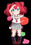 Chibi Ruby 2.0 (Ganbaruby ver.)