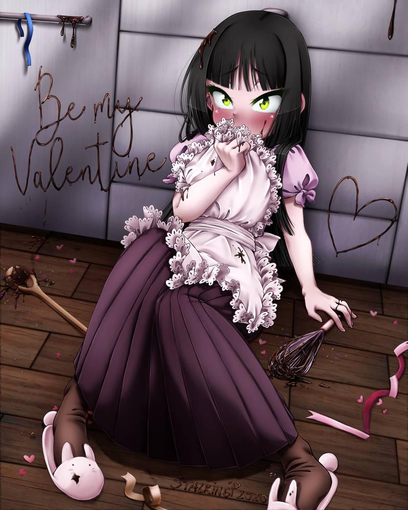 Kotone's Valentine (+ variants)