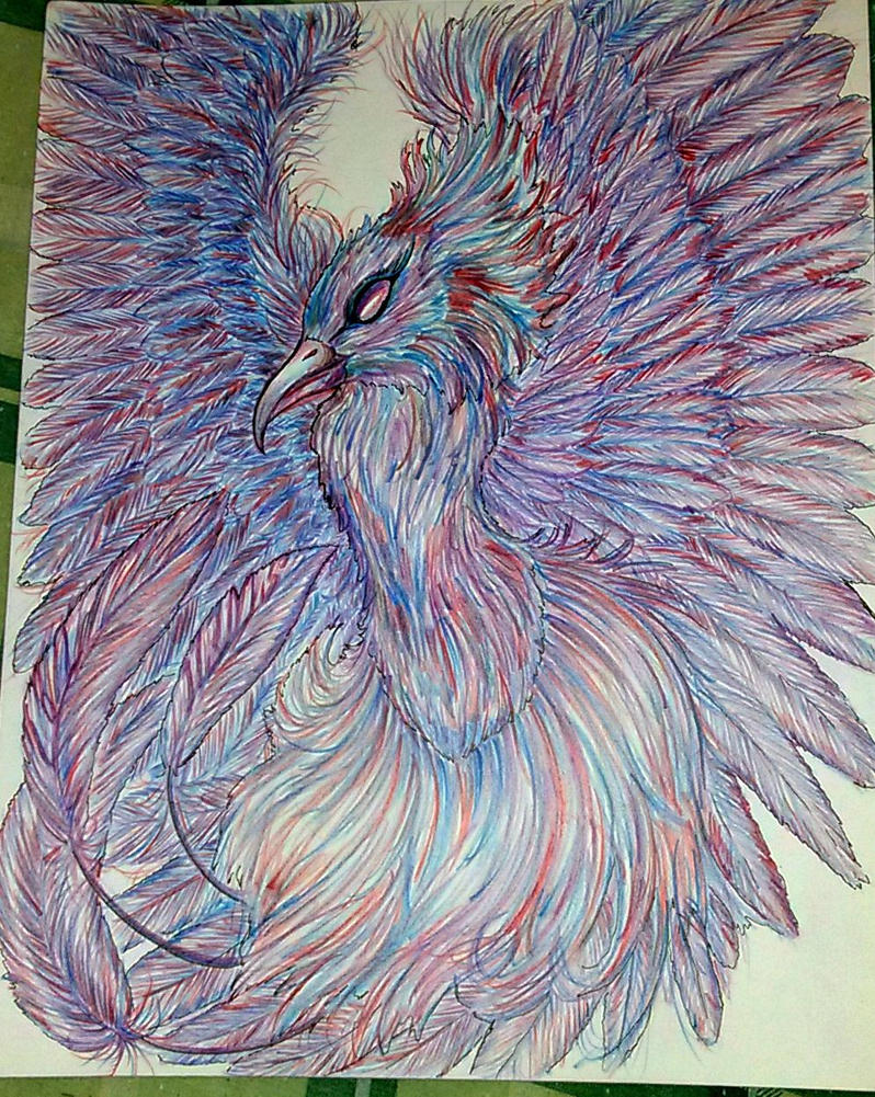 Tristas Phoenix by yruhauntingme