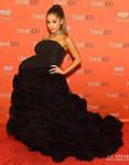 Ariana Grande Heavily Pregnant Morph