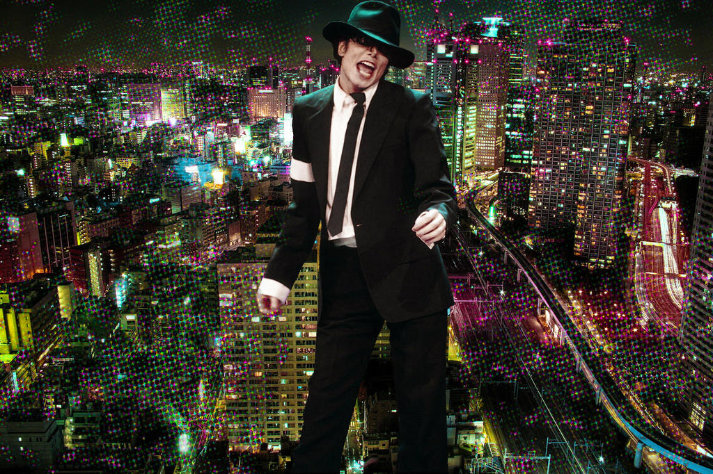MICHAEL IN THE CITY