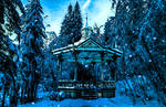 PREMADE BACKGROUND - WINTER IS HERE