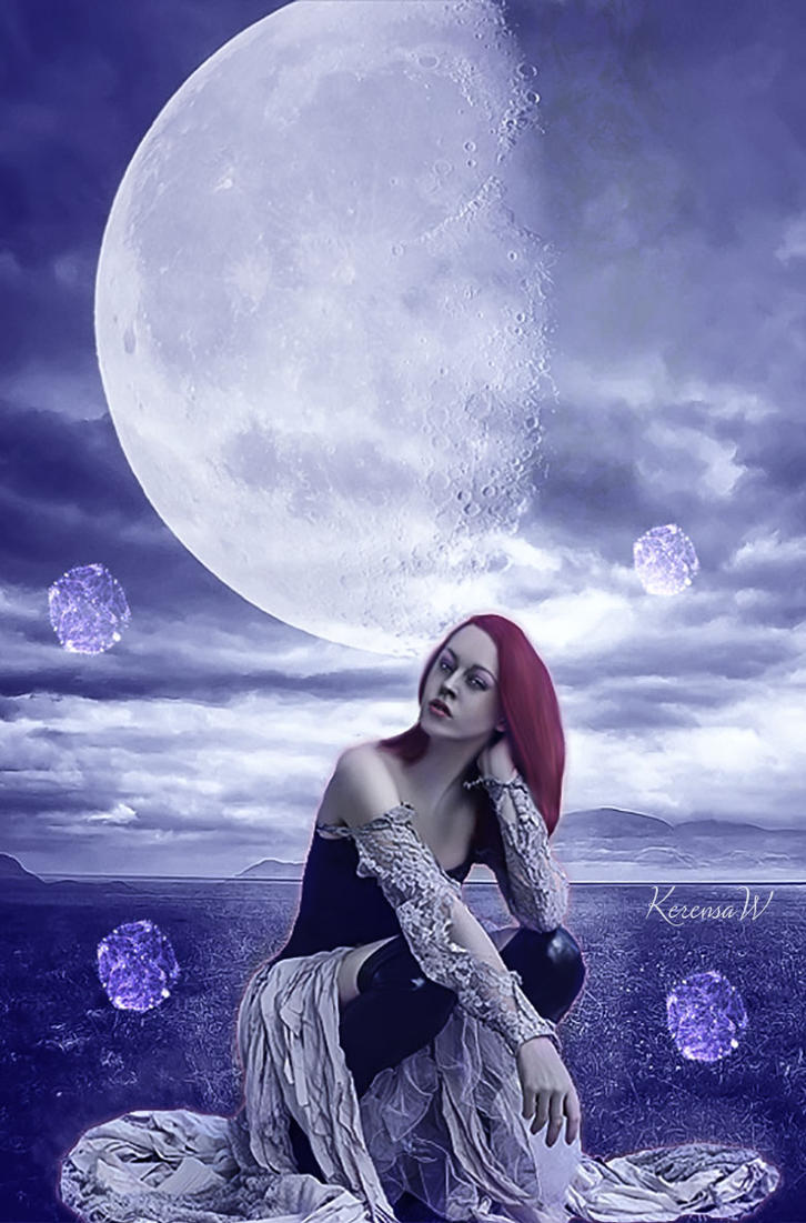 UNDER THE MOONLIGHT by KerensaW