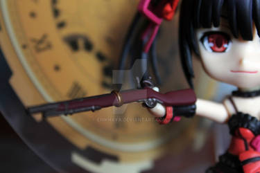 Nendoroid Date a Live - Kurumi @JarJuler (details)