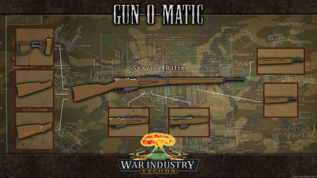 Gun-O-Matic: Service Rifles