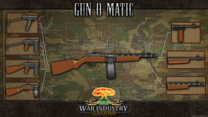 Gun-O-Matic: Submachineguns