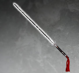 The Midnight-bladed Saber
