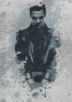 John Harrison - Star Trek by Mroobalooba