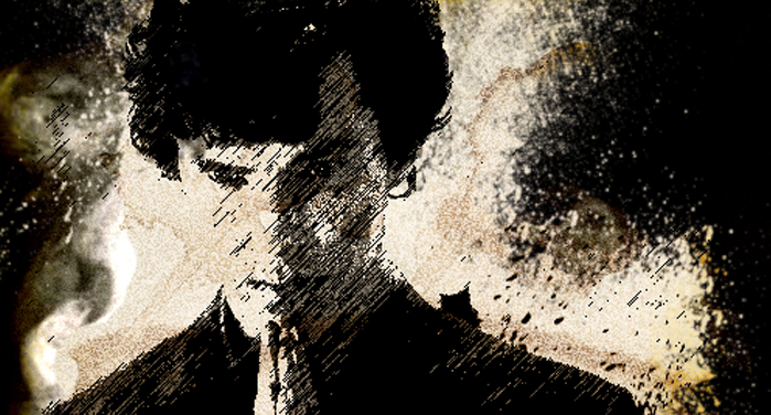 Sherlock ink by Mroobalooba