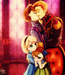 Arendelle True love collection