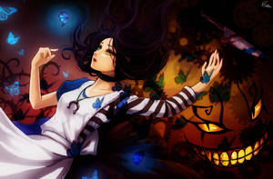 Alice Madness Returns by Esther-Shen