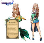 Melusine Character sheet