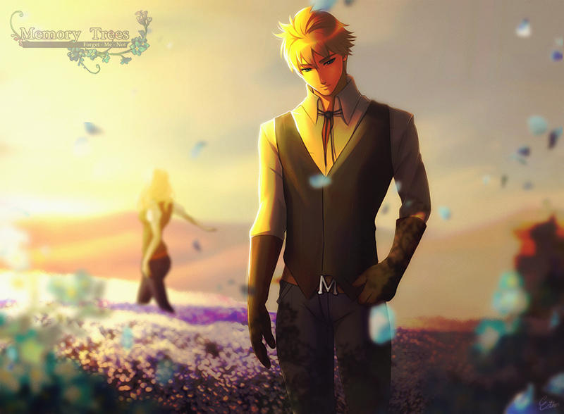 MT : Male Player by Esther-Shen