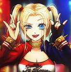 Harley Quinn Mini