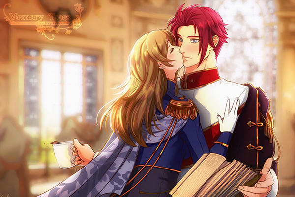 f5756463ce Kiss The Commander by Esther-Shen on DeviantArt