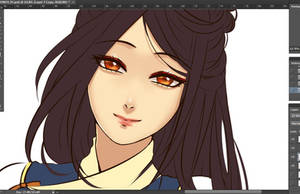 Yinping WIP by Esther-Shen